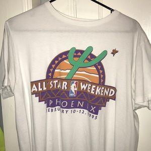 Retro All Star Weekend T-shirt